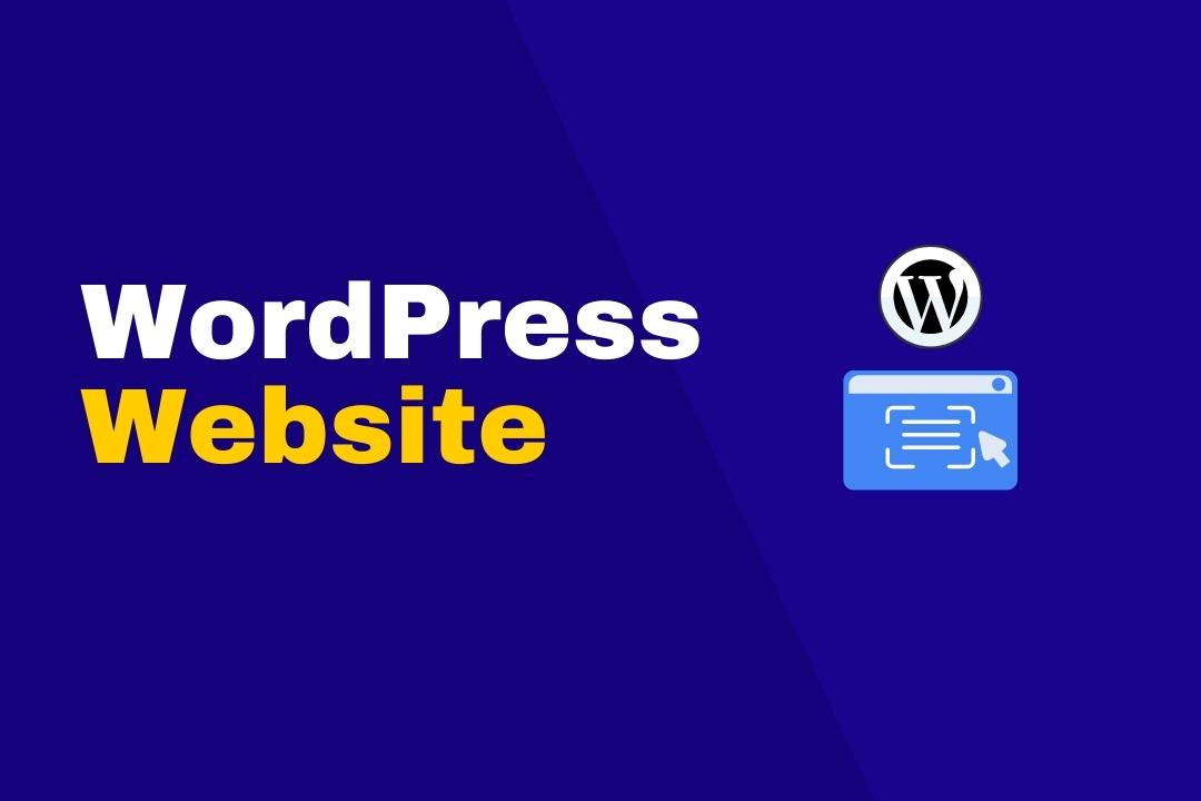WordPress Customization Blueprint